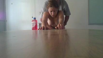Муж снял на видео голую свою жену #5