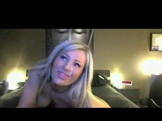 Блондинка на скрытую камеру трахается с мужем подруги, чтобы показать видео его жене