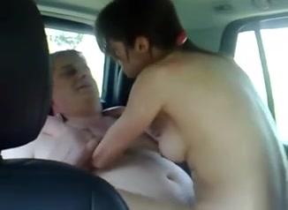 онлайн секса зрелого водителя с проституткой