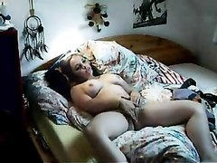 Любительское порно снято вебкамерой, которую забыла выключить парочка