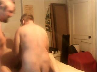 Жена в групповом сексе с мужем