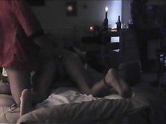 Домашнее видео с женским доминированием и мастурбацией от похотливой госпожи