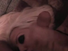 Любительское анальное видео с упитанной и грудастой блондинкой познавательное