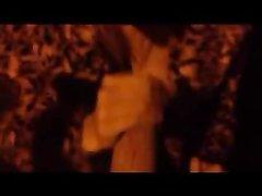 Минет в видео от первого лица сделала зрелая британка со светлыми волосами