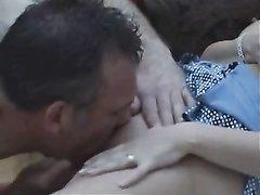 Минет от любовницы и ответный куни от нежного поклонника записан на видео