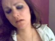 Упитанная арабка в порно от первого лица дрочит член большими сиськами и берёт в рот