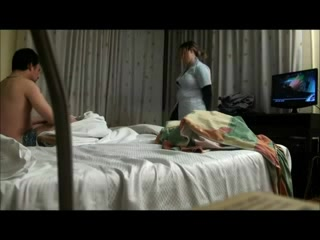 скрытая камера в отеле видео