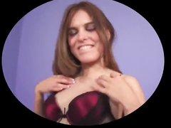 Страстный негр в любительском видео энергично натягивает белую проститутку