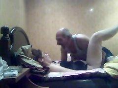 Зрелая арабская леди в домашнем видео оседлала член возбуждённого поклонника