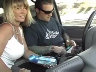 Минет водителю авто видео